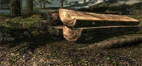 The Elder Scrolls V: Skyrim - Hearthfire - Holz