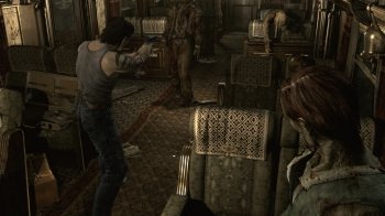 Resident Evil: Zero HD Remaster: Screenshots zum Artikel