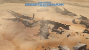 Homeworld: Deserts of Kharak: Screenshot zum Titel.