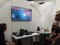 Demons Age: ePrison Presentation auf der Gamescom 2016.