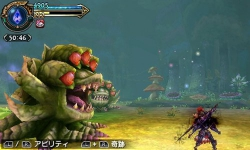 Final Fantasy Explorers: Screenshots Januar 16
