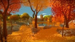 The Witness: Screen zum Spiel.