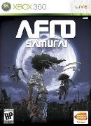 Logo for Afro Samurai