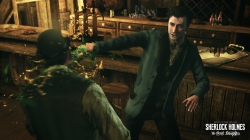 Sherlock Holmes: The Devil's Daughter: Neue Screens zum Titel.