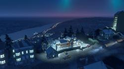 Cities: Skylines Snowfall: Screen zum Spiel.