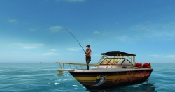 World of Fishing: Screenshot Januar 16