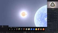 Universe Sandbox 2: Screenshots zum Artikel