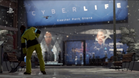 Detroit: Become Human: E3 2017 - Still Screens