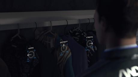 Detroit: Become Human: Screenshots aus dem Spiel