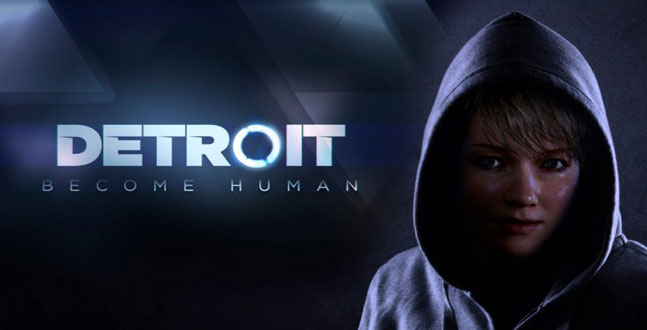 PS4 -  Detroit: Become Human im Test Mit etwas Verspätung präsentieren wir dir den heiß ersehnten PS4 Exklusiv-Titel des Jahres!
