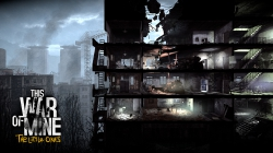 This War Of Mine: The Little Ones: Screen zum Spiel.
