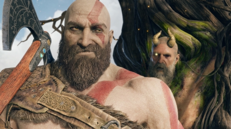 God of War 4: Fotomodus Update