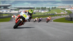 Valentino Rossi - The Game: Screenshots zum Artikel