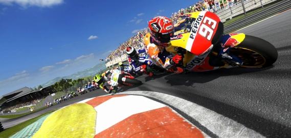 XBox One Test - Valentino Rossi - The Game In diesem Jahr pr�sentieren Milestone nicht nur einen MotoGP Titel, sondern behandelt auch zugleich die Karriere eines ganz besonderen Piloten.