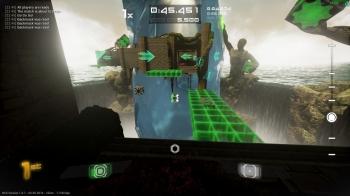 Hover Cubes: Arena: Screenshots zum Artikel