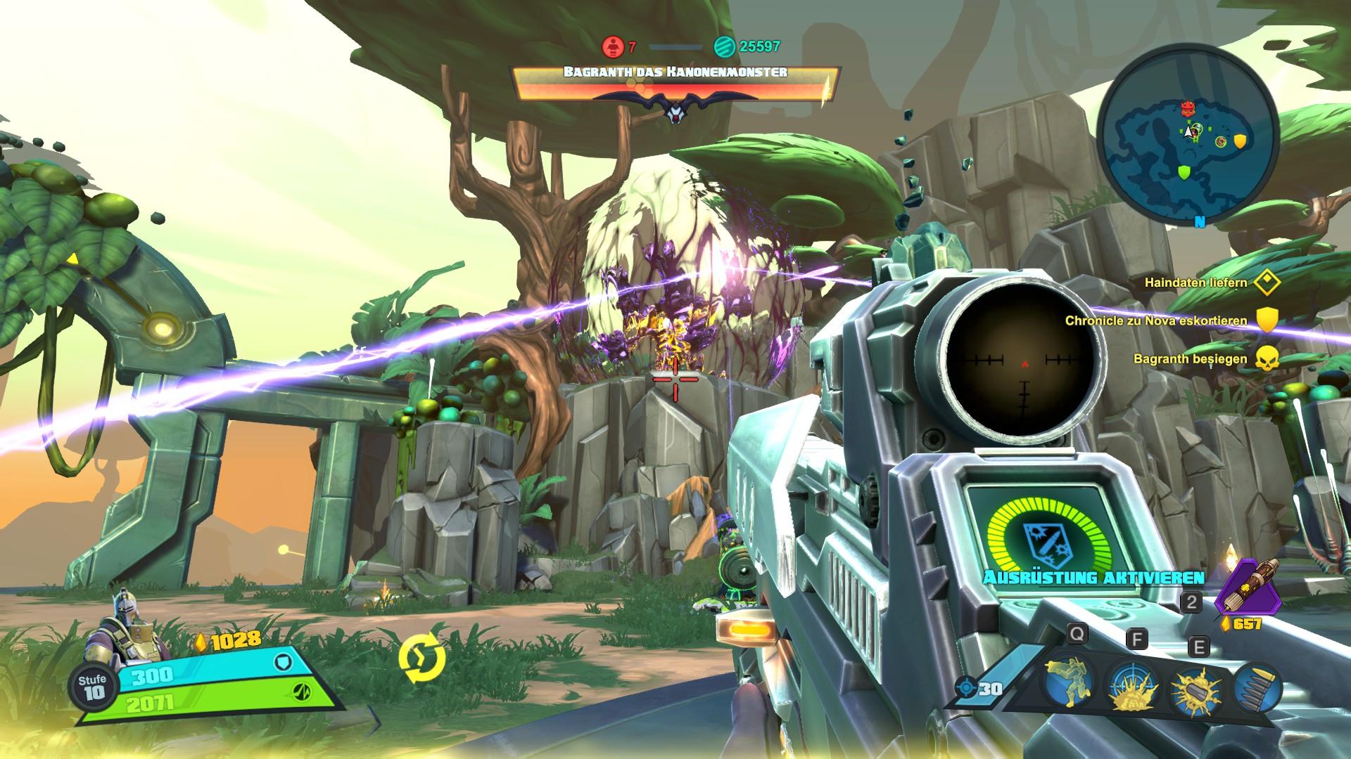 Battleborn: Screenshots zum Artikel
