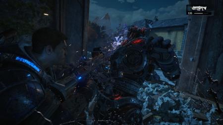 Gears of War 4: Screenshots aus dem Spiel