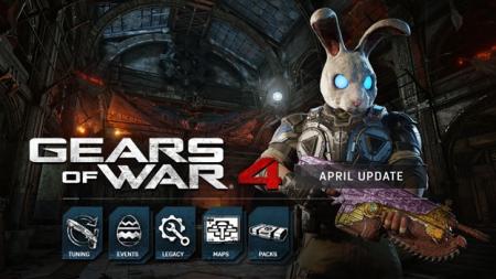 Gears of War 4: April-Update