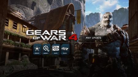 Gears of War 4: Gears of War 4 May Update