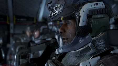 Call of Duty: Infinite Warfare: Screenshot zum Titel.