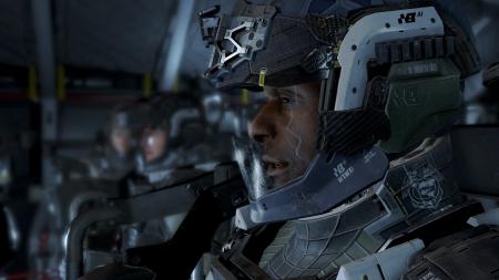 Call of Duty: Infinite Warfare: Screenshot zum Titel.