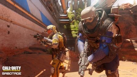 Call of Duty: Infinite Warfare - DLC Sabotage nun erhältlich