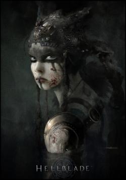 Hellblade: Artwork zum Spiel.