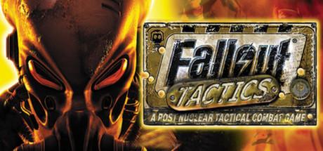 Logo for Fallout Tactics: Brotherhood of Steel