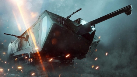 Battlefield 1: They Shall Not Pass - Sturmgeschütz Panzer