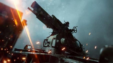 Battlefield 1: They Shall Not Pass - Stationäre Waffe