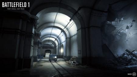 Battlefield 1: They Shall Not Pass - Fort de Vaux