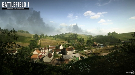 Battlefield 1: They Shall Not Pass - Soissons