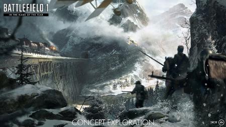 Battlefield 1 - DLC ab sofort für alle Spieler freigeschaltet