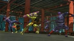 Teenage Mutant Ninja Turtles: Mutants in Manhattan: Screen zum Titel.