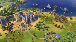 Civilization 6: Screen zum Titel.