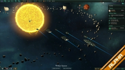 Stellaris: Screenshot zum Titel.