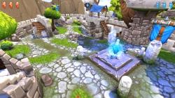 BattleSouls: Screenshot zum Titel.