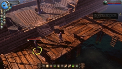 Legends of Dawn Reborn: Screenshot zum Titel.