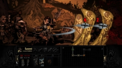 Darkest Dungeon: Screenshot zum Titel.