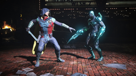 Injustice 2: Screen zum Spiel Injustice 2.