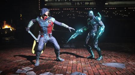 Injustice 2: Screen zum Spiel Injustice 2.