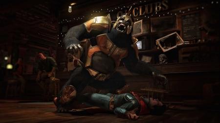 Injustice 2: Screen zum Spiel.