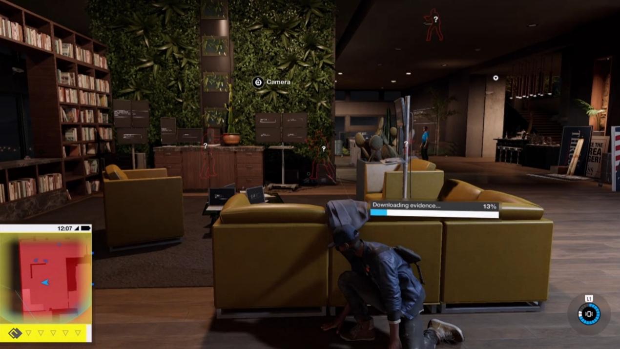 Watch_Dogs 2: Live-Stream Screenshots E3 2016