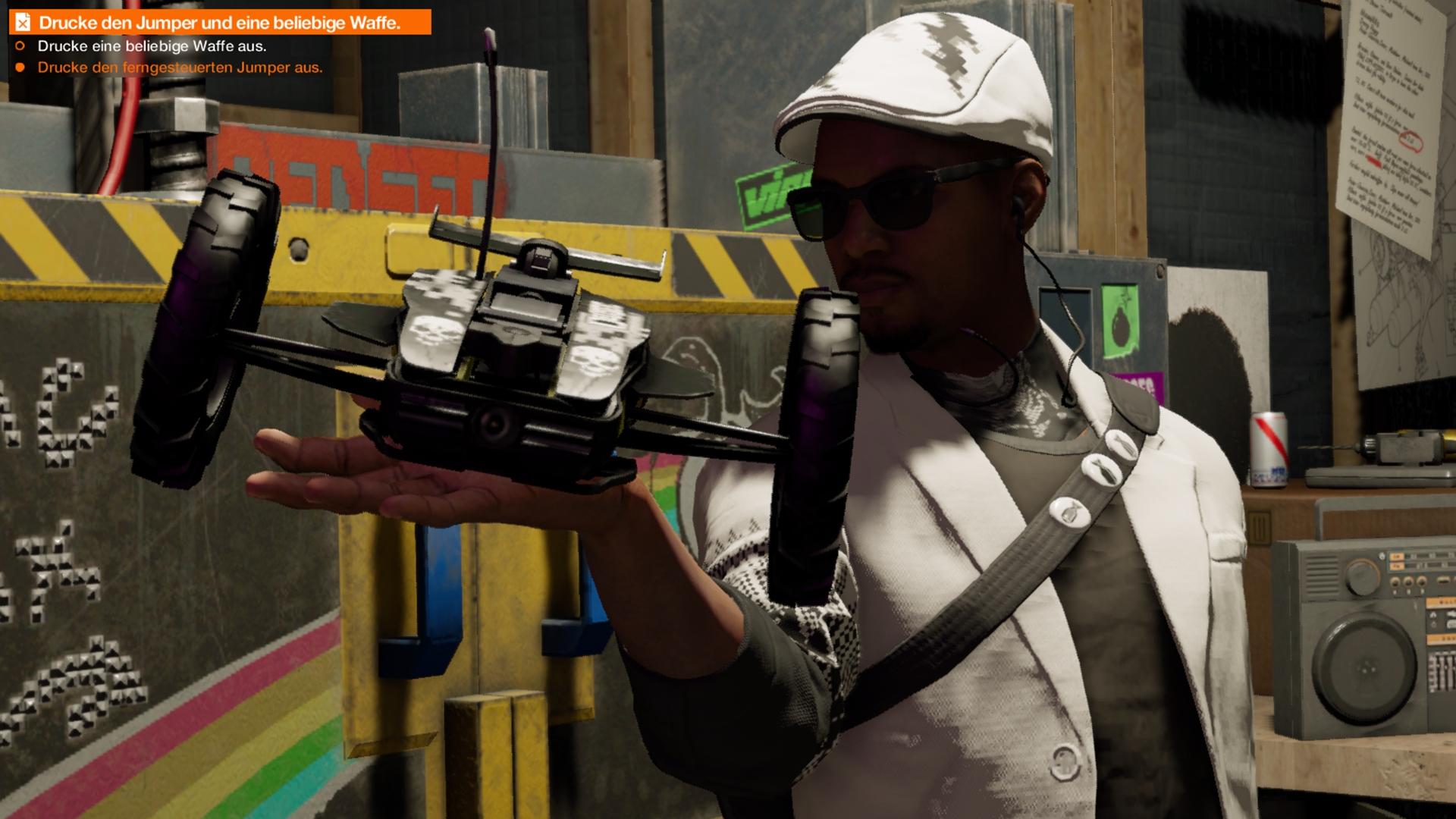 Watch_Dogs 2: Screenshots aus dem Spiel