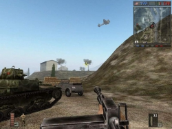 Battlefield 1942: World War II Anthology: Screen zum Titel.