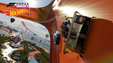 Forza Horizon 3: Hot Wheels Landerweiterung