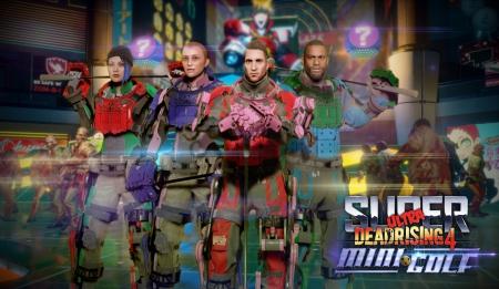 Dead Rising 4 - DLC Super Ultra Dead Rising 4 Mini Golf angekündigt