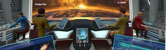 Star Trek: Bridge Crew - Die U.S.S. Aegis hört auf deinen Befehl!