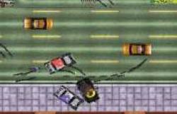 Grand Theft Auto: Screenshot zum Titel.