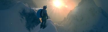 Steep - Wir sind bereit für die Schneeballschlacht in den Alpen!